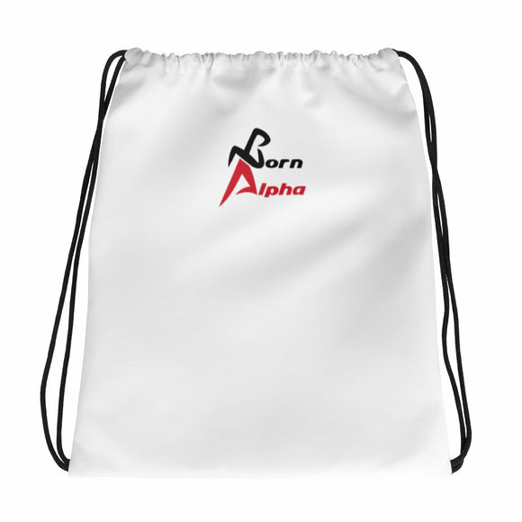 Born Alpha NO LIMITS Drawstring Backpack