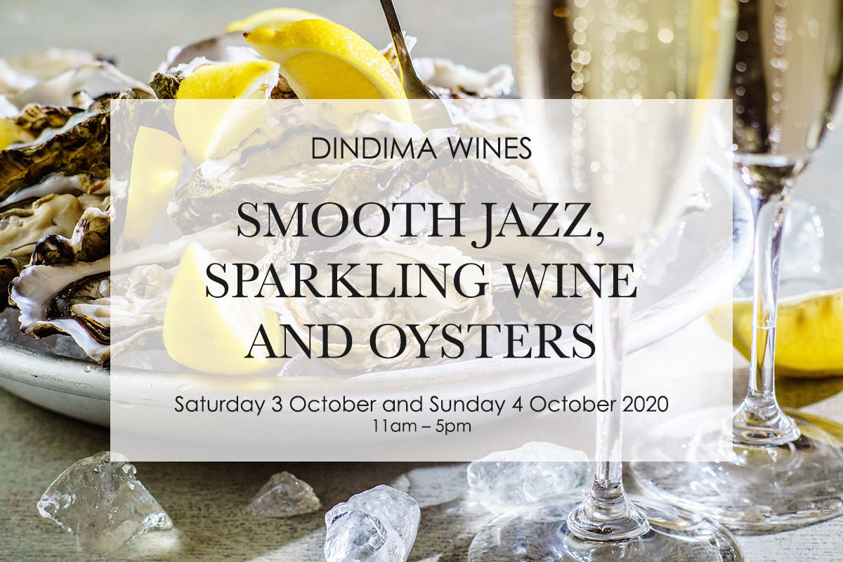 Smooth Jazz, Sparkling Wine and Oysters