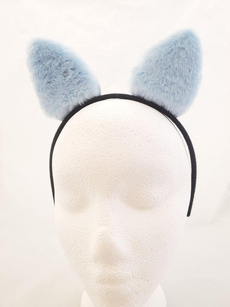 Furry Cat Ears