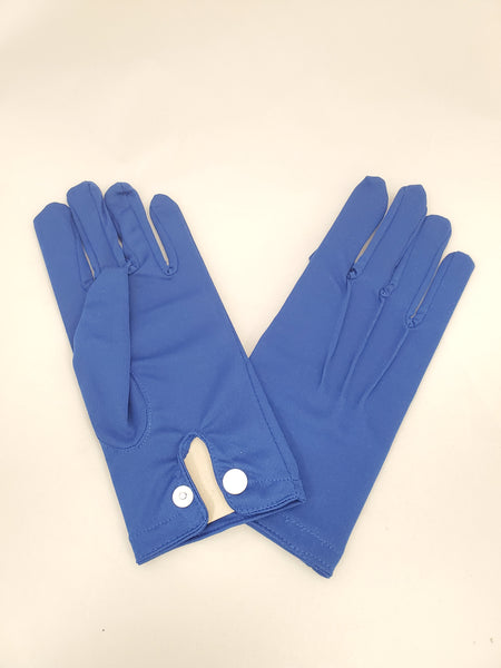 Wrist Snap Gloves in Colors