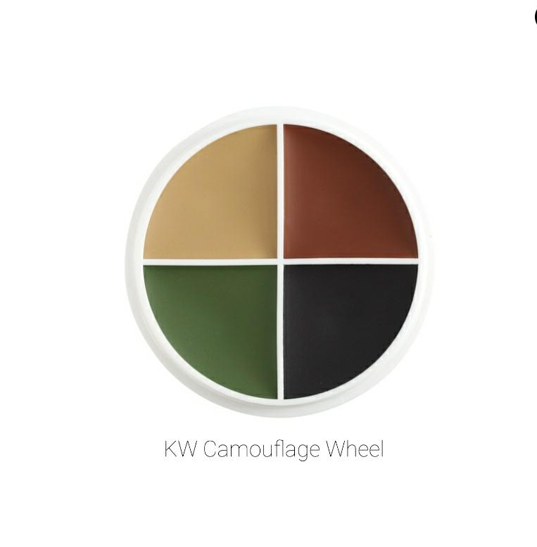 Camouflage Wheel