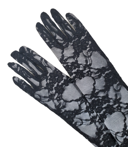 Lace Evening Gloves