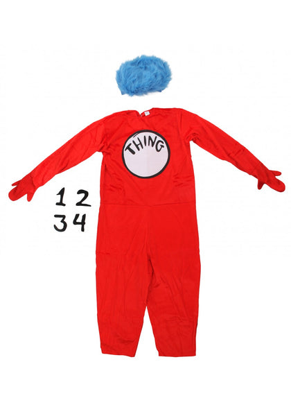 Dr. Suess Thing 1/2