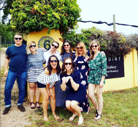 private group wine tour