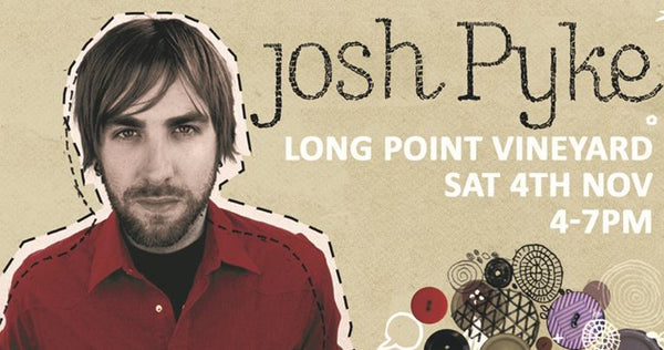 Saturday 4th of November - Josh Pyke Shuttle Bus Service