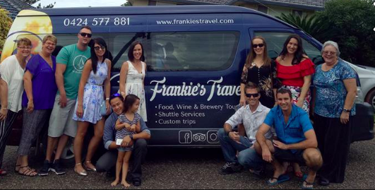 Frankie's Travel - Frankie's Travel