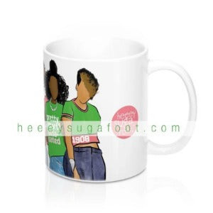 School & Sorority SUGAS Mug