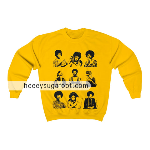 Before Your Time SUGA!! SWEATSHIRT