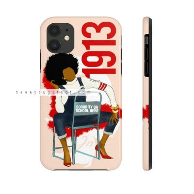School Daze Suga Phone Cases (Sorority & HBCU)