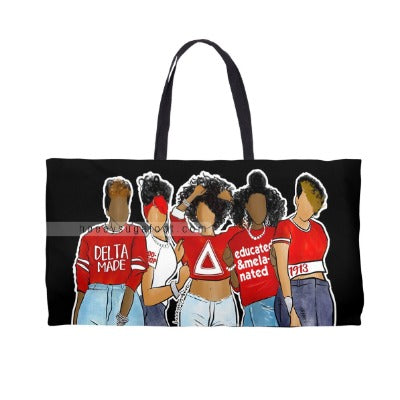 College & Sorority Tote
