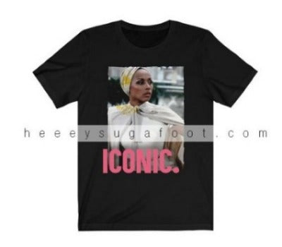 Diahann ICONIC Tees & Tanks