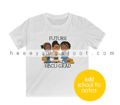 FUTURE HBCU Suga KIDS Tees & Sweatshirts