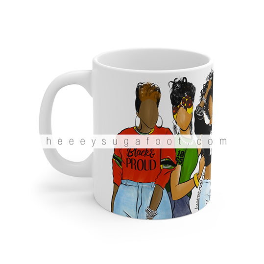 SAY IT LOUD Sugas Mug 11oz