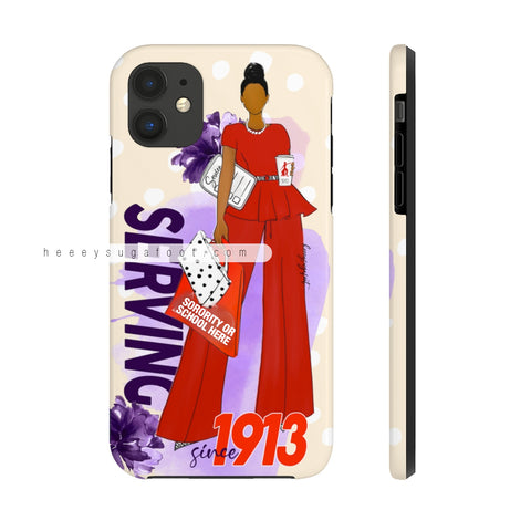 It's Handled Suga Phone Cases (Sorority & HBCU)