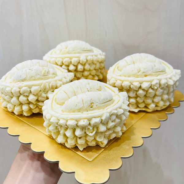 3D MSW Durian Fruit Mousse Cake