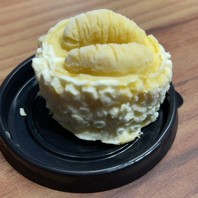 3D Mini MSW Durian Fruit Mousse