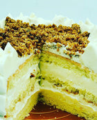 MSW Durian Crumble Mousse Cake