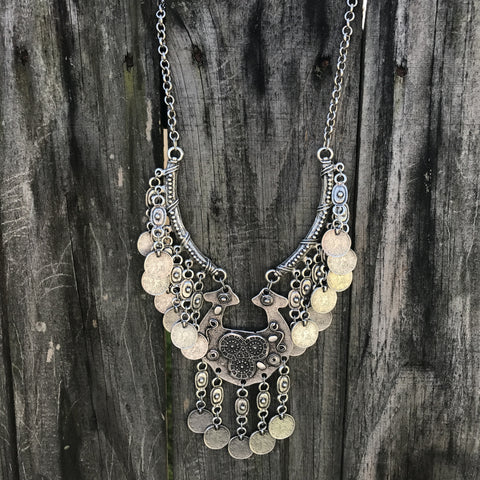 Hakim Gypsy Necklace