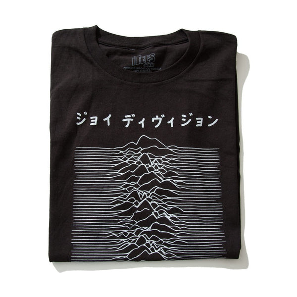 Camiseta Joy Division Unknown Pleasures