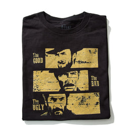Camiseta The Good the Bad and the Ugly