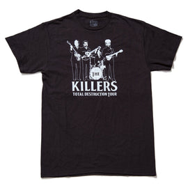 Camiseta The Killers World Destruction Tour