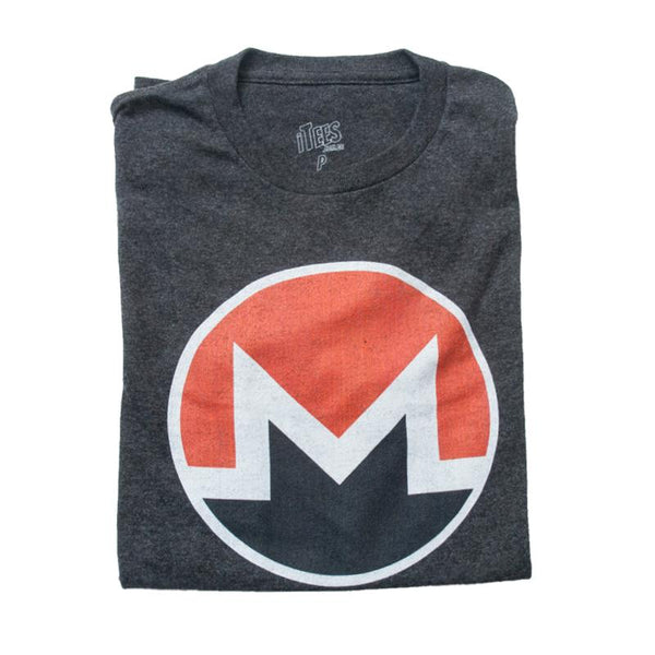 Camiseta Monero Criptomoeda