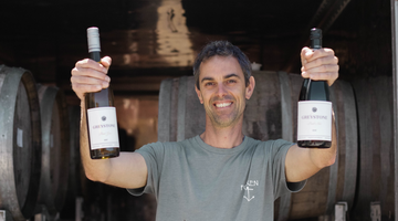 OUR WINEMAKER, DOM MAXWELL, NOMINATED AS ONE OF THE 'BEST' IN NEW ZEALAND