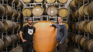 15 YEARS AT GREYSTONE - AN INTERVIEW WITH WINEMAKER, DOM MAXWELL, AND, GENERAL MANAGER, NICK