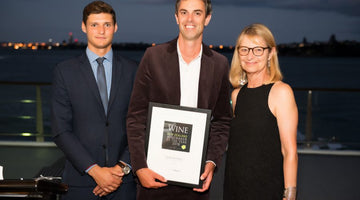 Greystone winemaker named New Zealand's Winemaker of the Year 2018!