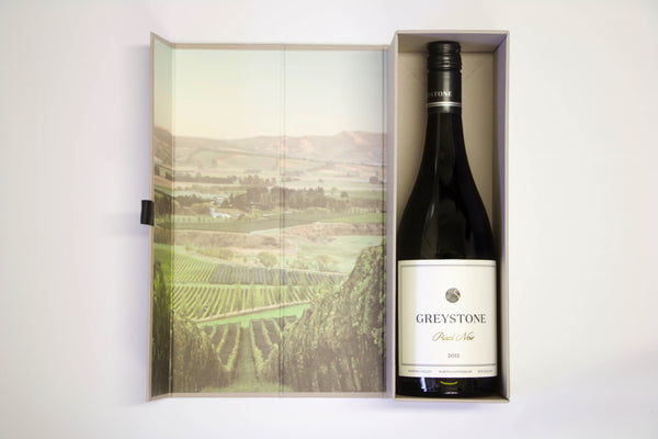 Greystone Single-Bottle Gift Boxes