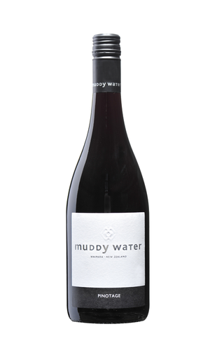 2017 Muddy Water Pinotage