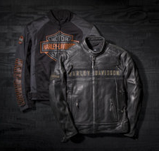 MEN'S RIDING JACKETS & VESTS