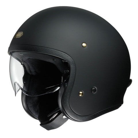 SHOEI J.O MATT BLACK HELMET