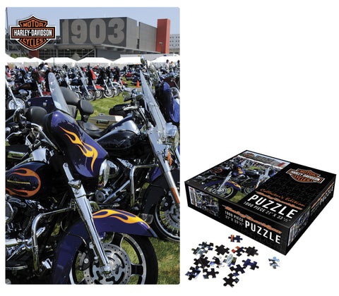 HARLEY-DAVIDSON® 1903 MUSEUM COLLECTORS' EDITION PUZZLE - 6055