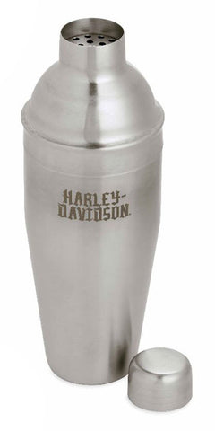 Harley-Davidson® Stainless Steel Cocktail Shaker Martini Barware