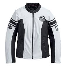 Harley-Davidson® Women's Amelia Anne Soft Shell Riding Jacket.