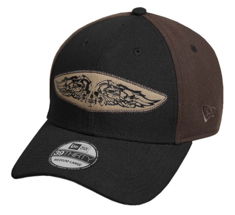 Harley-Davidson® Men's 39Thirty Eagle Patch Baseball Cap
