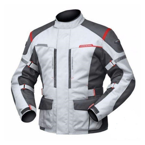 DRIRIDER SUMIT EVO MEN'S JACKET- GREY/ BLACK