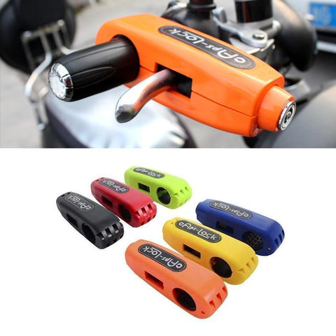 GRIP-LOCK HANDLEBAR LOCK