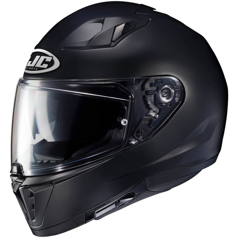 HJC i 70 FULL FACE HELMET - SEMI FLAT BLACK
