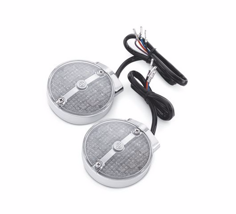 HARLEY-DAVIDSON® BAR & SHIELD REAR LED TURN SIGNALS