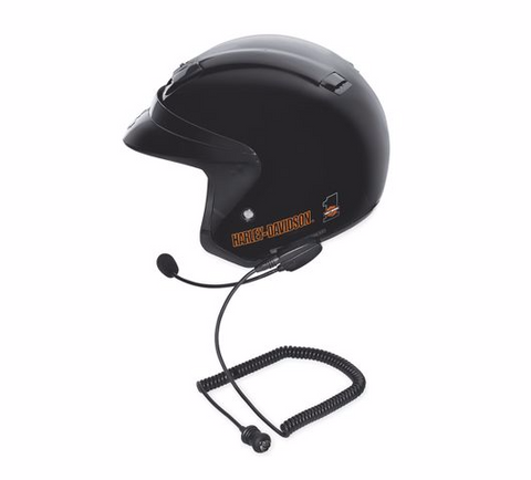 HARLEY-DAVIDSON® BOOM! AUDIO FULL HELMET PREMIUM MUSIC AND COMMUNICATIONS HEADSET