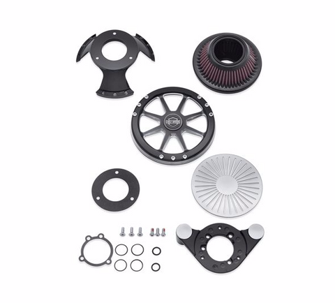 HARLEY-DAVIDSON® BURST SCREAMIN' EAGLE PERFORMANCE AIR CLEANER KIT