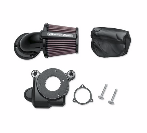 HARLEY-DAVIDSON® SCREAMIN' EAGLE HEAVY BREATHER ELITE PERFORMANCE AIR CLEANER KIT
