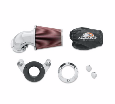 HARLEY-DAVIDSON® SCREAMIN' EAGLE HEAVY BREATHER PERFORMANCE AIR CLEANER KIT