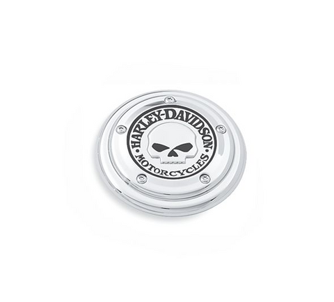 HARLEY-DAVIDSON® WILLIE G. SKULL AIR CLEANER TRIM