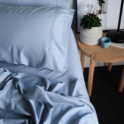 100% Organic Bamboo Sheet Set Ocean