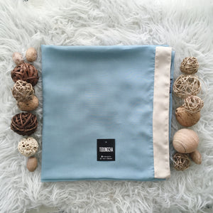 AVA SQUARE TIFFANY BLUE