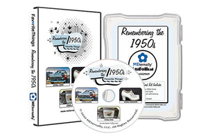 1950s Collection DVD and Photo/Activity Cards