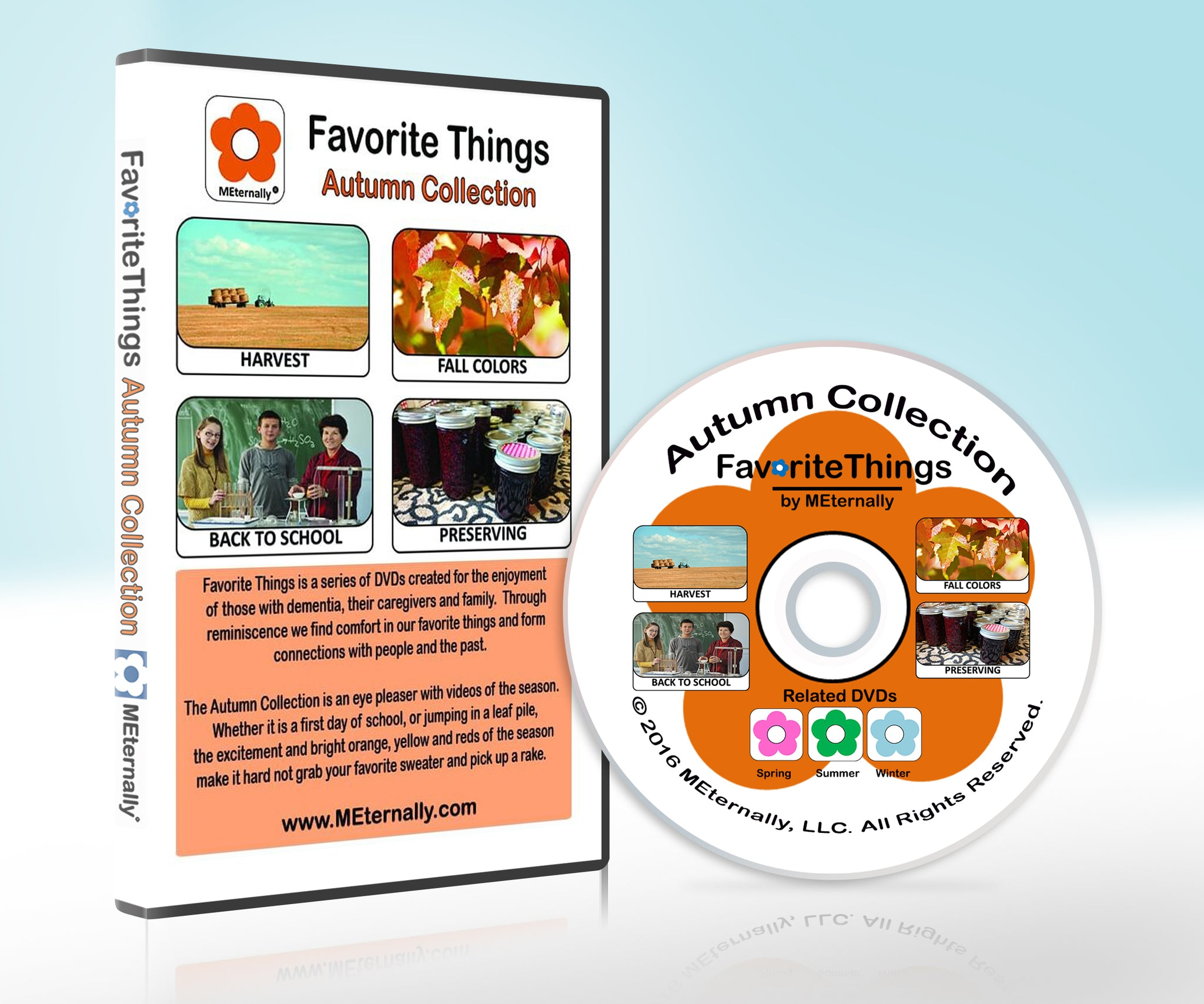 Reminiscence Therapy - Autumn Collection DVD
